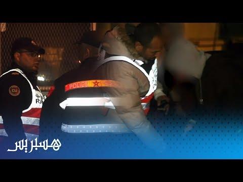 اشتباكات خطيرة مع الشرطة واعتقالات مثيرة في احتفالات رأس السنة بأكادير