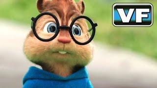 Alvin et les Chipmunks 4 - Bande Annonce VF