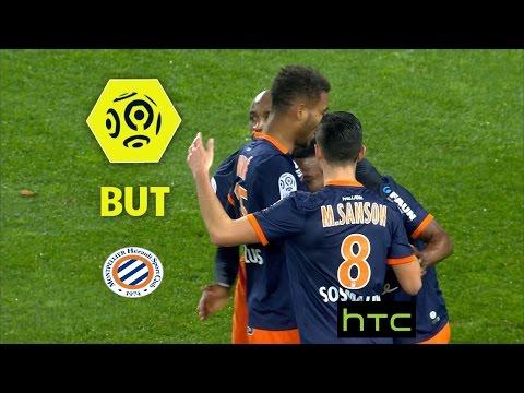 But Stéphane SESSEGNON (20') / Montpellier Hérault SC - Girondins de Bordeaux (4-0) -  / 2016-17