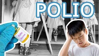Penemuan terbaru penyakit polio - TomoNews.