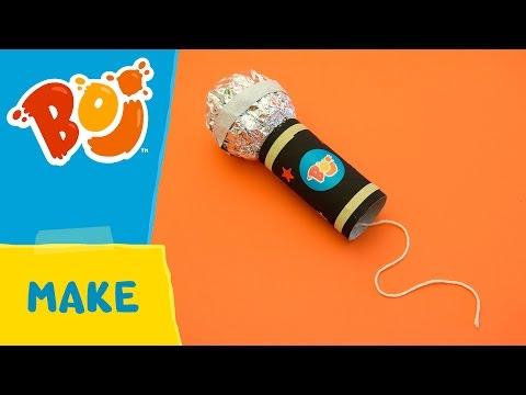 Boj Makes - A Microphone