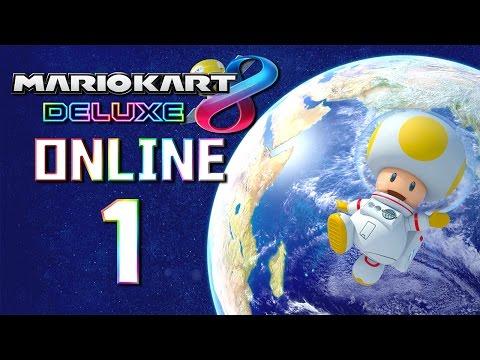 Mario Kart 8 Deluxe ITA [Online 1 - Fungo]