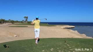 Cascades Golf Club - Soma Bay [Hurgada Egypt]