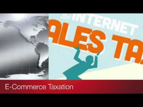 E Commerce Taxation