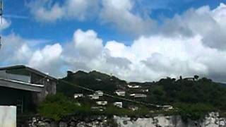 View from the old Fort above Grenada.