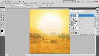Как научиться создавать постер в Photoshop?