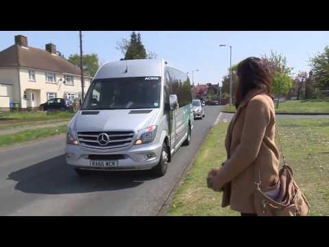 Demand Responsive Transport