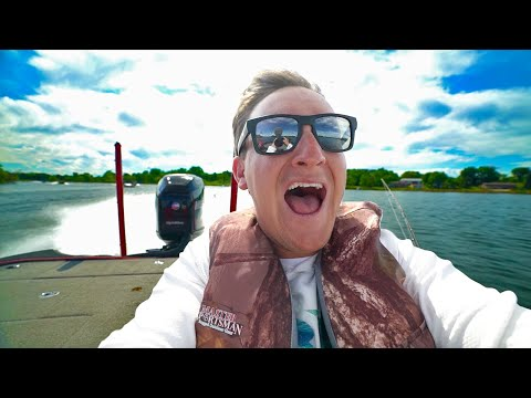 HARDEST TOURNEY OF MY LIFE! (fishing Tournament)