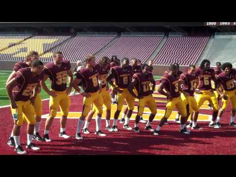 Minnesota Football Media Day