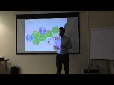 e-business & digital marketing: what do you have to know? (Τετάρτη 19 Νοεμβρίου 2014)
