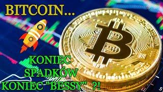 """Bitcoin Koniec """"BESSY"""" ?! Co z Wyckoffem ?! Co z tymi spadkami?!"""