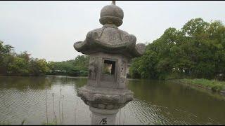 C107佐紀の里・西の京のみち 3<平城坂上陵~「歴史の道」石燈籠>