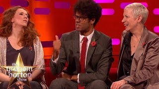 Unbelievable Red Chair Story - The Graham Norton Show