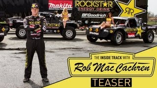 The Inside Track with Rob MacCachren | Teaser