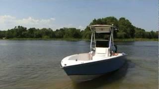 Cigarette Fishing Boat
