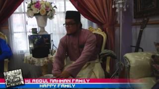 Video Keluarga Hj  Abdul Rahman   Hari Raya Pertama 2013 download MP3, 3GP, MP4, WEBM, AVI, FLV Agustus 2018