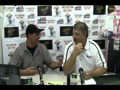 Let's Talk Racing TV Show 11/6/13 Eddie D'hondt Tad Gasheckter Chase Austin