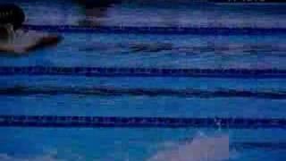 北島康介 Kitajima Kosuke 200m breaststroke 2007