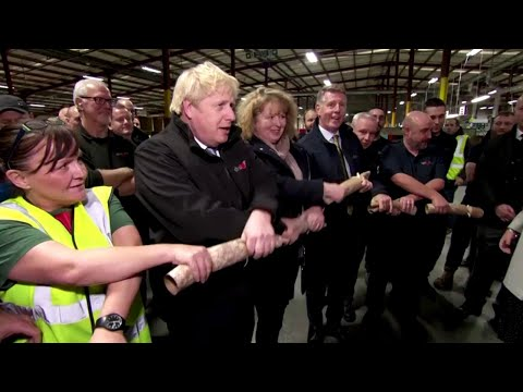 video: It's election eve... and Boris Johnson has had the craziest day of his whole campaign