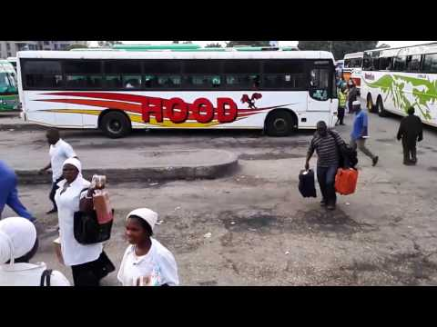 Vlog 2.001: Volunteering in Tanzania - Arrival in Dar and Travel to Iringa