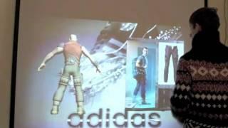 видео Проекционные интерактивные системы