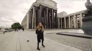 """""""Моя Москва"""": Мария Гладких"""