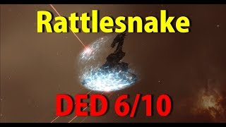 Rattlesnake 6/10 DED Site - EVE Online