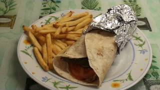Homemade Shawarma Recipe