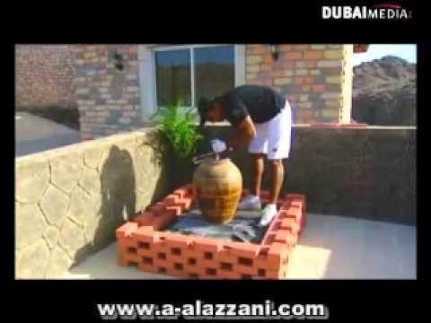 احمد العزاني كيف تصنع نافورة في اقل من ساعة Ahmed Alazzani How To Make Easy Fountain