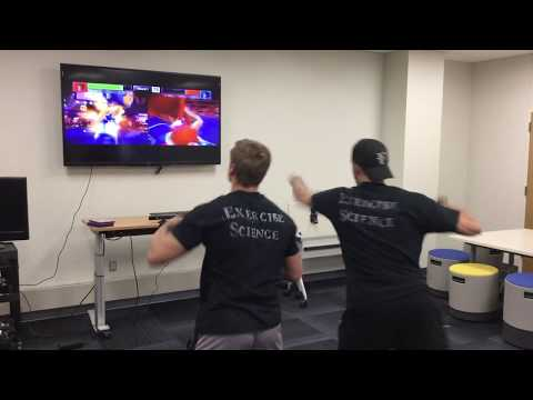 PE 461 Exercise Physiology Video Game Lab