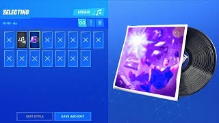 *NEW* Lobby Music LEAKED..! (Story X Music Pack) Fortnite Battle Royale