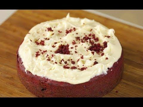 Red Velvet Plum Cake | The Ultimate Christmas Cake | Sanjeev Kapoor Khazana