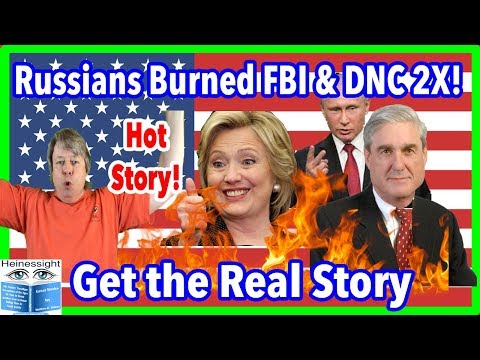 Uranium One or Two? How Russia Burned the DNC and the FBI Twice!