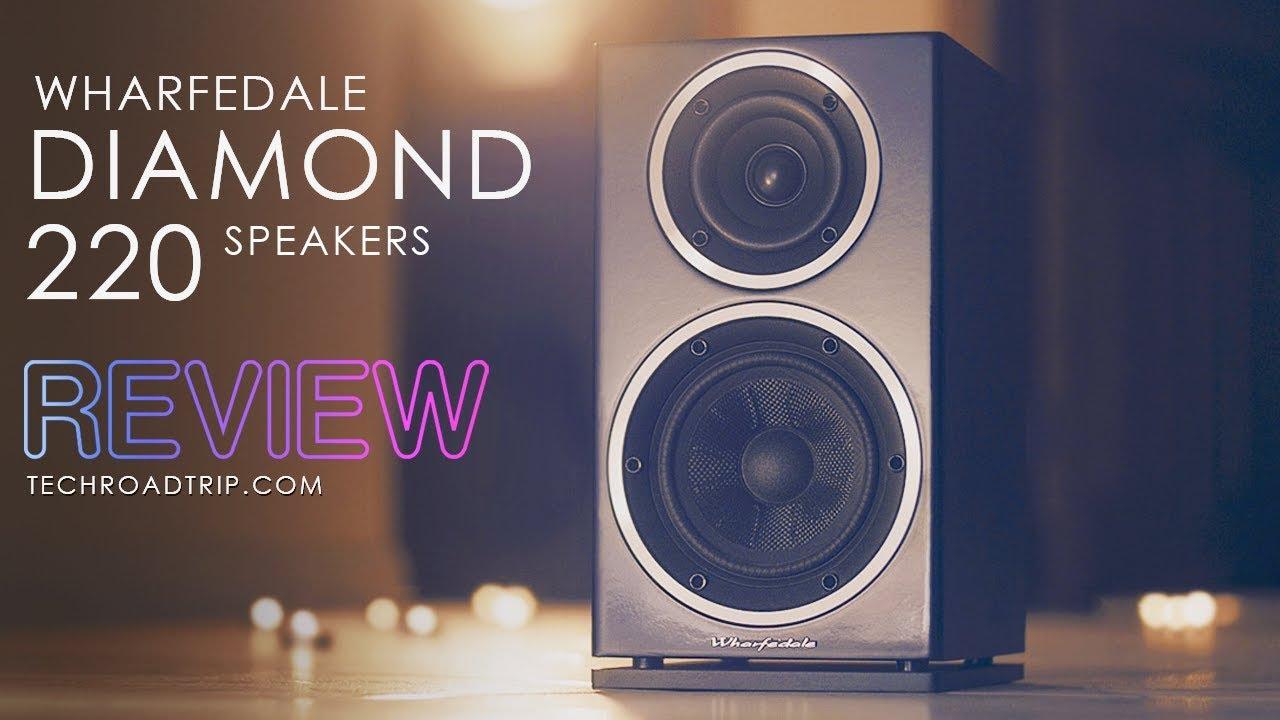 Harga Wharfedale Diamond 220c Update 2018 Cerruti Cra128sblr03bl Biru Ring Rosegold Plat 220 Speakers Review Youtube