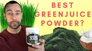 What is The Best Green Juice Powder? | Honest Review of Organifi