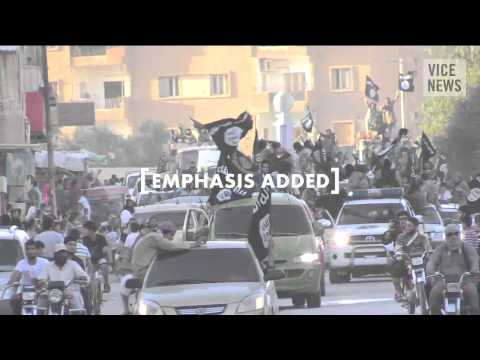 Emphasis Added for VICE News – Intro