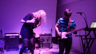 Strawberry Pills - disGRace live at Six D.O.G.S (25/5/2013)