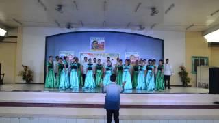 ACTS Computer College Convocation 2013-Francisco Balagtas Maramihang Tinig) Champion