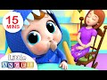 It's Bedtime, Baby John! | Yes Yes Bedtime Song | Nursery Rhymes by Little Angel