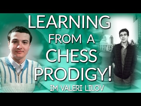 Daniel Naroditsky: Learning From a Chess Prodigy - IM Valeri Lilov (Webinar Replay)