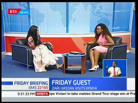 Business lady Zari Hassan opens up about life away from social media-Guest Anchor