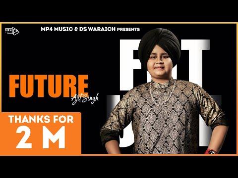 Ajit Singh - Future (Full Video) | Jinxy | Latest Punjabi Songs 2019 | Mp4 Records