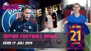 Download Video Resmi Matthijs De Ligt Tiba di Juventus✈️De Jong Pakai Nomor 21⚽️Berita Bola Terbaru Hari Ini MP3 3GP MP4