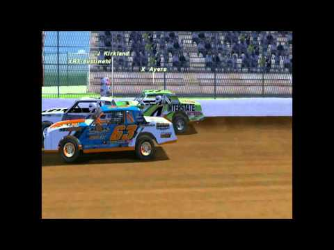 XRT @ Peoria Speedway Super Stocks Series
