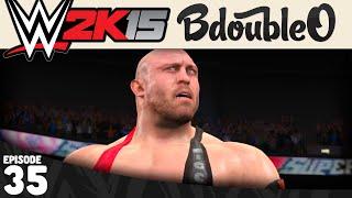 WWE 2K15 My Career :: MUSCLE ON MUSCLE! Part 35 [WWE 2K15 w/ BdoubleO100]