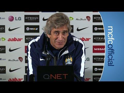 MANUEL ON GOALS | Hull v City Press Conference Part 1