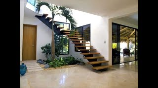 36 Inspiring Designs of Landscape_Garden Stairs- Plan n Design