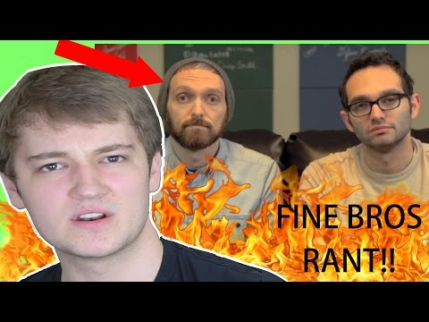 Thumbnail: THE FINE BROS RANT - TheOdd1sOut