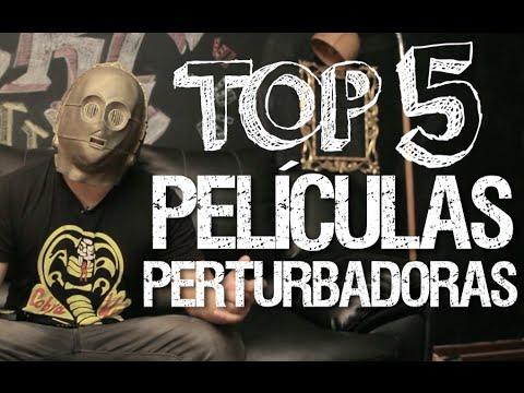 Top 5 Películas Perturbadoras | Lumiere reviews