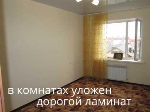 Двухкомнатная квартира в Ставрополе в Перспективном районе с ремонтом